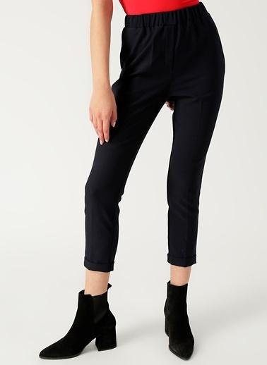 Random Pantolon Lacivert